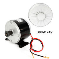300W 24V 2750RPM DC Electric Motor Brush f bicycle E bike scooter Go-Kart MY1016