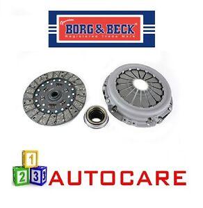 BORG & BECK Clutch Kit for Land Rover Defender 2.5 90,110 TDI