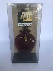 NIB San Miguel Crimson Sentiments Reed Diffuser HIGH QUALITY