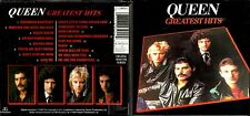 Queen Cd album  - Greatest Hits ( digital mastered edition)