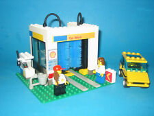 Lego 1255 SHELL Promotional Set: Service Station Series: Car Wash von 1999
