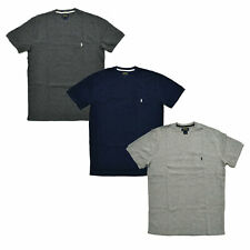 Polo Ralph Lauren Mens T-Shirt Waffle Knit Thermals Crew Neck Pony Logo New S M