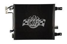 A/C Condenser-Aluminum Parallel Flow CSF 10655 fits 07-11 Jeep Wrangler 3.8L-V6