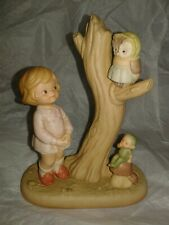 Enesco Lucie Attwell Figurine I'm Always Looking Out For You Memories Of...