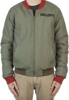 OFFICIAL CALL OF DUTY Know Your Enemy Bomber Jacket Sz M - BRAND NEW & VERY RARE