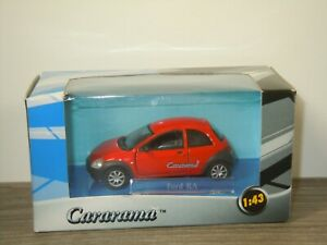 Ford Ka - Cararama 1:43 in Box *53538