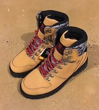 DC Peary Boots Size 6 US Men's Camel Black Water Resistant Boots BMX MOTO Skate
