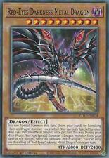 Yugioh! Red-Eyes Darkness Metal Dragon (Alternate Art) - Lds1-En004 - Common - 1