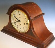 Howard Miller Mantle Clock #630 216 THE CARSON Westminster Chime Wind With  Key
