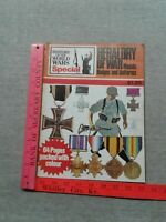 Heraldry of War: Medals Badges & Uniforms - 1973 History of the World Wars