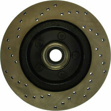 Disc Brake Rotor-Front Disc Front Left Stoptech 128.61002L