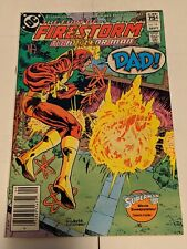 The Fury Of Firestorm #16 September 1983 DC Comics The Nuclear Man