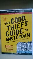 The Good Thief's Guide to Amsterdam by Chris Ewan: Unabridged Cassette Audiobook