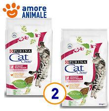 2 SACCHI - Purina Tonus Cat Chow Urinary Tract Health 10 Kg