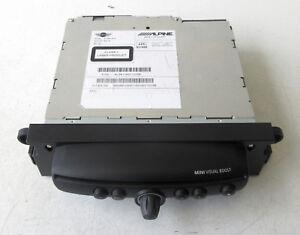 Genuine Used MINI Sat Nav Champ 2 DAB Head Unit for R56 R55 R57 R57 - 9244414