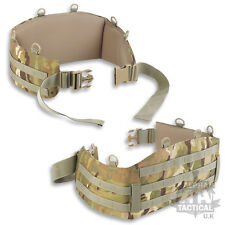 MTP / MULTICAM MOLLE BATTLE BELT WEBBING HIP PAD HIPPO BRITISH ARMY MILITARY