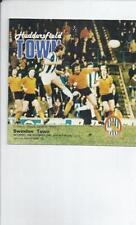 Away Teams S-Z Swindon Town League Cup Football Programmes