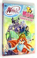 DVD WINX CLUB TV MOVIE LA VENDETTA DELLE TRIX Rainbow 2013