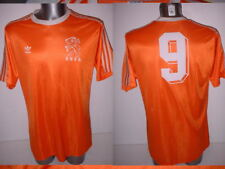 Holland Van Basten Netherlands Adidas Adult XL Shirt Jersey Football Soccer 80s