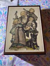 Stunning Vintage Reuge Swiss Music Box Lara's Theme Doctor Zhivago wood Serviced