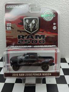 NIP 2016 1/64 Custom DODGE RAM 2500 Power Wagon Hemi 4x4  Truck farm Cummins DCP