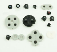 OEM Full Set Replacement Button for Nintendo Wii U Gamepad Controller Black