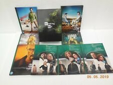 DVD ~Breaking Bad ~ The Complete Series ~ 21 Discs ~ Rated 18 ~ Region 2