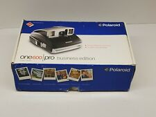 POLAROID One 600 Pro Business Edition Instant Film Camera New Open Box with Bag