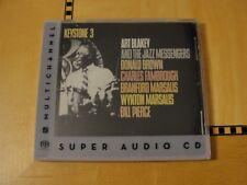 Art Blakey Jazz Messengers - Keystone 3  SACD Super Audio CD Hybrid Multichannel