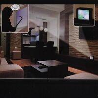 TV Simulator Imitator mit LED Sicherheitsleuchte Fernseh-Simulator 25x70x80mm