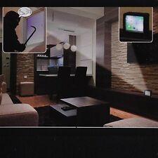 TV Simulateur fais des imitations avec DEL LAMPE sécurité TV Simulateur 25x70x80mm