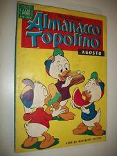 ALMANACCO TOPOLINO:WALT DISNEY.ALBI D'ORO:N.200 MONDADORI AGOSTO 1973 -BUONO!