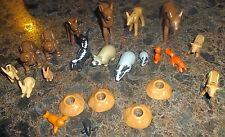 Playmobil * Zoo * Safari * Small Forest Animals * Lot *