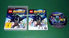 Lego Batman 3 Jenseits von Gotham mit Anl. und OVP fuer Playstation 3 PS3