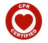 CPR Certified Emblem Vinyl Decal Window Sticker Car Truck