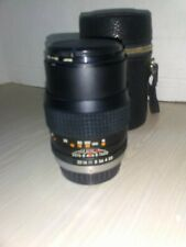 135mm 1:2.8 Asahi Optical Co 790283 Quantaray auto mc Camera Lens pro