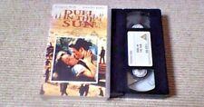 DUEL IN THE SUN 4FRONT UK PAL VHS VIDEO 1994 Gregory Peck Jennifer Jones Western
