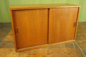 String Regal Teak 60s Sideboard Schrank Vintage Danish für Hairpin Legs 60er