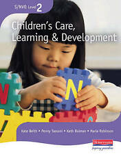 S/NVQ Level 2 Children's Care, Learning and Development: Candidate ... Paperback
