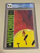 Watchmen #1 |1st Print | Cgc 9.6 White Pages | Multiple Key First Appearances!