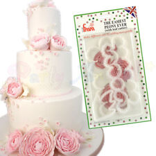 FMM Sugarcraft - The Easiest Peony Ever - Sugar flower cutter