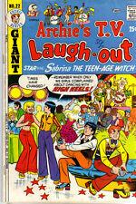 ARCHIE'S TV LAUGH-OUT #22 - 1973 - Vintage Comic VG
