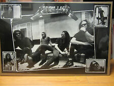 Vintage Rock and roll Metallica 1991 poster 10373