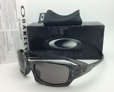 Authentic OAKLEY Sunglasses FIVES SQUARED OO9238-05 Grey Smoke w/ Warm Grey lens