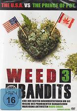 DVD NEU/OVP - Weed Bandits 3 - The U.S.A. Vs. The Prince Of Pot