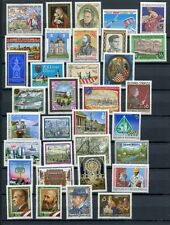 AUSTRIA 1989 MNH COMPLETE YEAR 34 Items