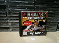 Resident Evil Director`s Cut Ps1 Psone Playstation 1