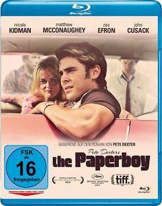 The Paperboy [Blu-ray](NEU/OVP) Nicole Kidman, Zac Efron, Matthew McConaughey,