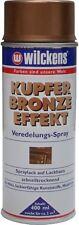 18,73€/L WILCKENS Kupferbronzespray Kupfer Bronze Spray 400 ml