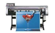 Mimaki CJV30 130 Print Cut LFP Drucker CMYK 4c Ersatz-Druckkopf SS21 Tinte TOP!